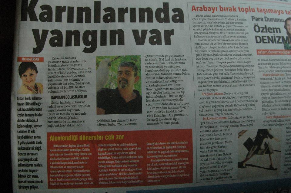 Photo of İBHDYD Başkanı Ercan Zorlu İle Söyleşi