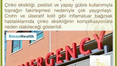 Photo of Crohn ve Ülseratif Kolit Hastalarında Çinko Eksikliği Daha Fazla Komplikasyona Yol Açıyor